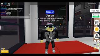 How To Get Grey And Black Mavrick Shirt In Roblox!!!!!!!!!!! (Code in Description)