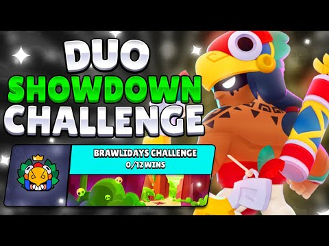 Duo Showdown Challenge With Randoms   Pro Guide + GIVEAWAY!!