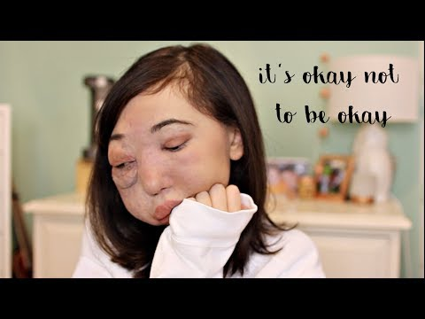 it's okay not to be okay. | Nikki Lilly