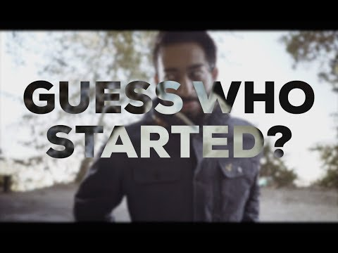 GUESS WHO STARTED? | VLOG 001
