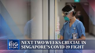Next two weeks crucial in S'pore's Covid-19 fight   The Straits Times