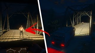 GOATMAN?! - GTA V Legendy & Teorie | ODC 30 |