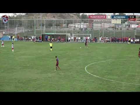 U19 Ligi 4. Hafta  [ Trabzonspor - Altınordu ]
