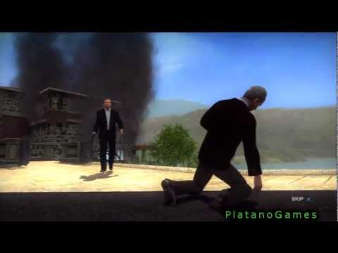 007 Quantum of Solace - Chapter 1: White