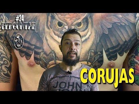 PerguntAÊ #24 - Tatuagens de Coruja