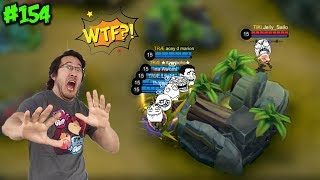 Mobile Legends WTF | Funny Moments Episode 154: Don't celebrate the win too soon