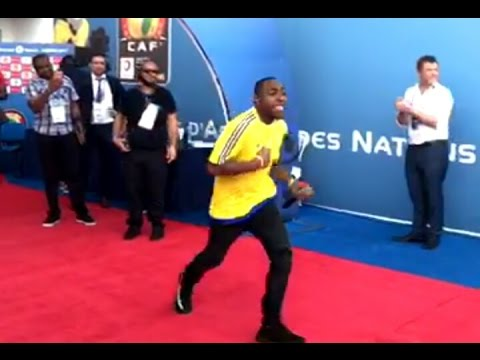 WATCH Davido's Grand Opening Of The AFCON 2017 Games In Gabon With His Hit Songs Performance