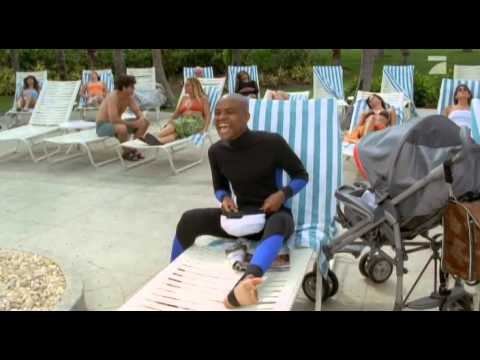 George Gore's Feet on 'My Wife and Kids' 22