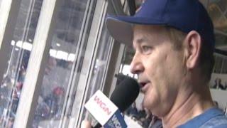 Bill Murray sings
