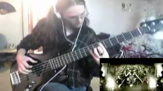 Dimmu Borgir - The Sacreligious Scorn (Bass Guitar Cover)