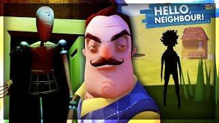 ZÁHADNÁ POSTAVA | Hello Neighbor #8