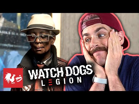 We Recruit All The Grandmas In Watch Dogs Legion Youtube