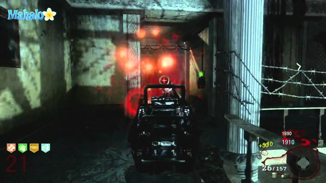 Call of duty black ops zombies kino der toten strategy