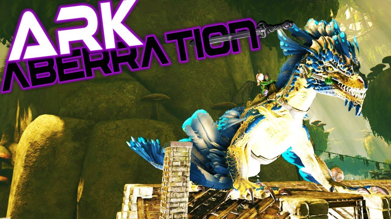 ARK ABERRATION! RAISING THE ROCK DRAKE TWINS!!