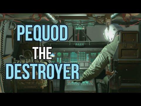 Pequod The Destroyer