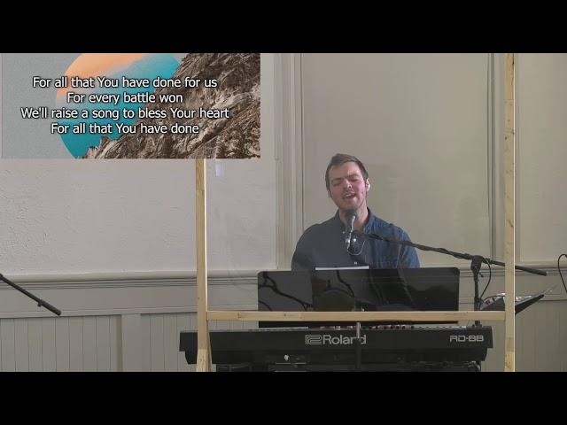 Caledonia Congregational Church Live Stream December 27, 2020