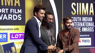 Pantaloons SIIMA Short Film Awards 2019 | Best Supporting Actor Winner | Kannada