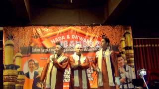 BIKIN NGAKAK~ MUKLIS ,FAHMI & JUNDHY SAPUTRA LIVE IN HONGKONG (JEAND82)