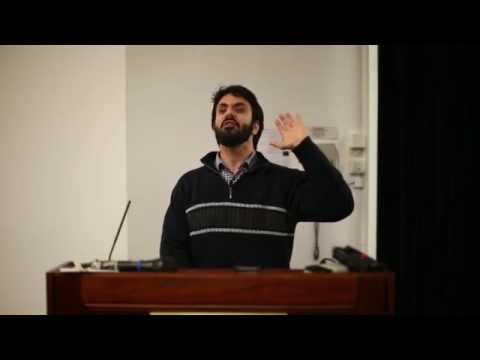 Hamza Tzortzis vs Peter Simons   Can consciousness explain God