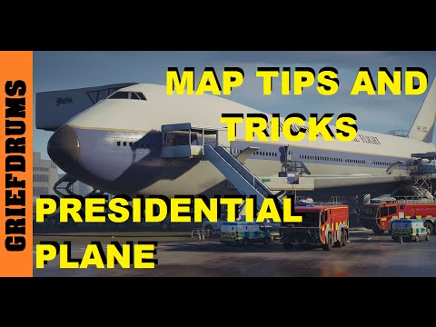 Presidential Plane Advanced Map Tips and tricks - Rainbow Six Siege