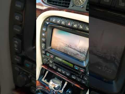 Car TV - Analogue To Digital - Jaguar XJ