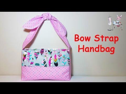 HANDBAG | DIY BAG | ZIPPER BAG | BAG TUTORIAL |  Coudre un  sac | 가방 | バッグ | Bolsa de bricolaje