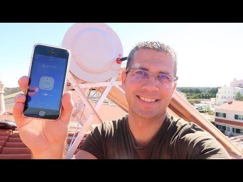 HOW TO Monitor Water Heater Temperature on our MOBILE PHONE - Sonoff TH16