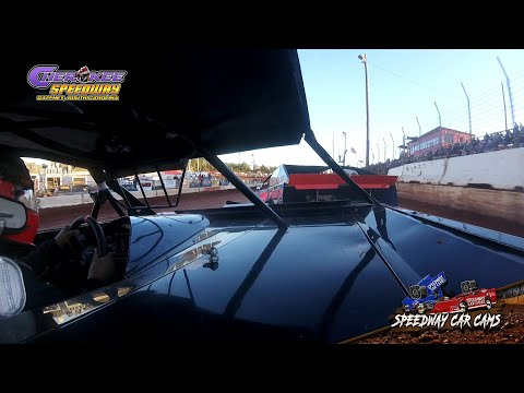 Ride along with the Young Gun Winner #04 Austin Brown - Cherokee Speedway on 12-1-19.