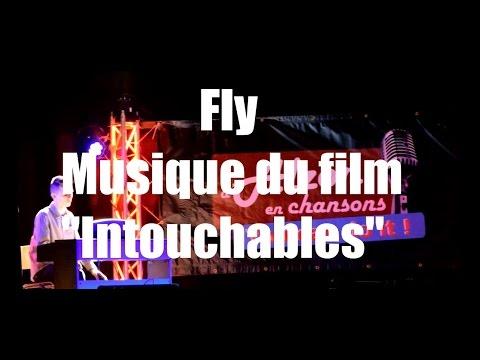 Fly, Musique du film Intouchable au Piano
