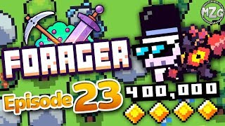 Forager Gameplay Walkthrough - Episode 23 - TOO MUCH Money!?  (Beta 5)