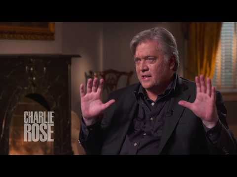 Steve Bannon argues Economic Populism trumps Identity Politics (Sept 11, 2017) | Charlie Rose