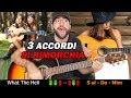 3 Accordi, 11 Canzoni alla Chitarra con Ritmi Facilissimi! (E SI RIMORCHIA!)