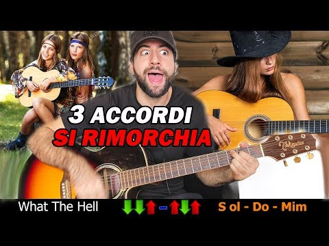 3 Chords, 11 Songs on Guitar with Easy Strumming (LET'S APPROACH GIRLS!)