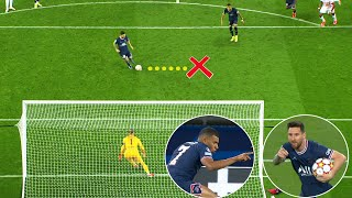 Lionel Messi Penalty Moments