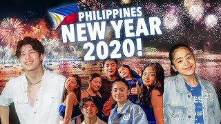 2020 NEW YEAR In The Philippines!! (Countdown!) | Ranz and Niana