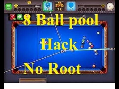 8 Ball Pool Hack No Root   Modded 8 Ball Pool Game APK   Android Mobile