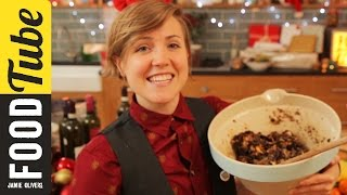 Repeat youtube video My Drunk Kitchen's Christmas Cake Chaos