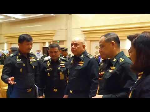 เทปบันทึกถ่ายทอดสดบรรยากาศงานวันภูมิปัญญานักรบไทย 2560