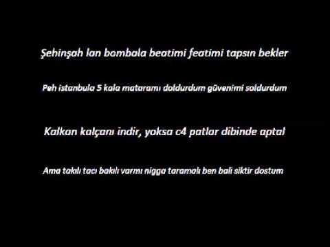 Saian ft Şehinşah - Ne Lyrics video