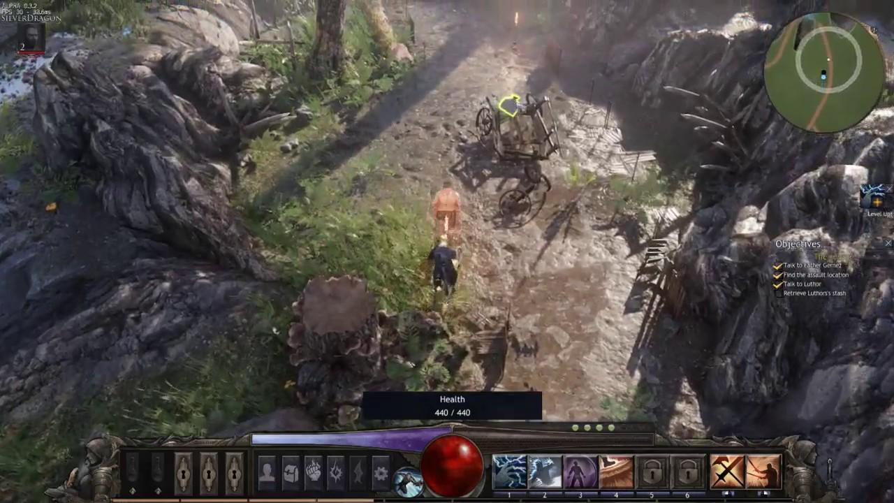 Wolcen Lords Of Mayhem L Alpha 0 3 2 L First Look Youtube
