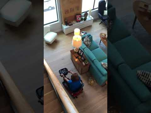 Behind the Scenes - Patty's Amazing Loft