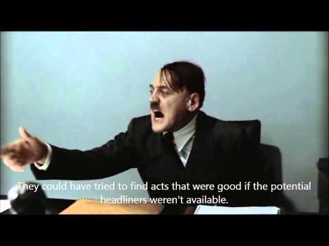 Hitler learns that Oxegen 2014 has been cancelled