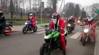 Moto Mikołaje 2014 Bielsko - Biała