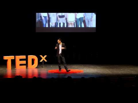 How to design your own education | Victor Saad | TEDxParkerS