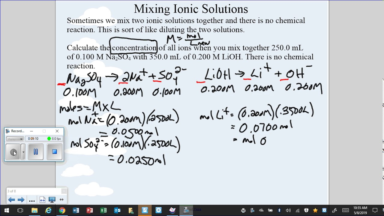 Chemistry Ef And Mf Worksheet Answers - Promotiontablecovers