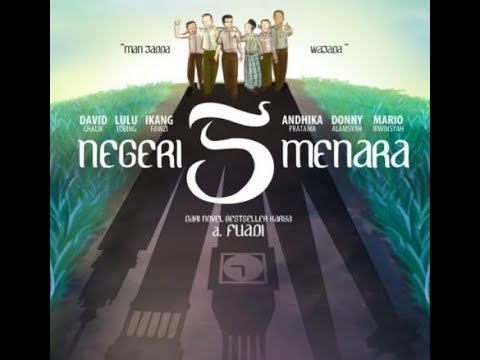 REVIEW NOVEL - Negeri 5 Menara by Ahmad Fuadi | BOOKTALK PROJECT