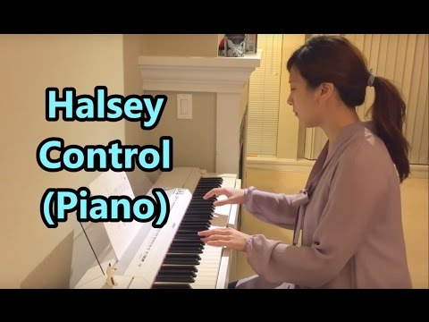 Halsey - Control (Piano cover by Dolcemochi)