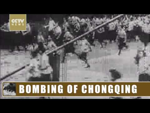 The Air Bombing of Chongqing