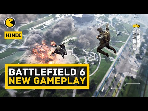 Battlefield 2042 New Gameplay / Battlefield 6 Gameplay / Pre E3 Trailers / Upcoming Games    Hindi