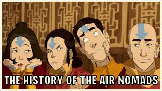 The History Of The Air Nomads (Avatar)